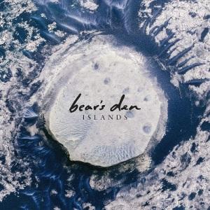Islands album cover. Photo credit: The Swollen Fox