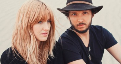 Michael and Lisa Gungor. Photo credit: Charleston Paper
